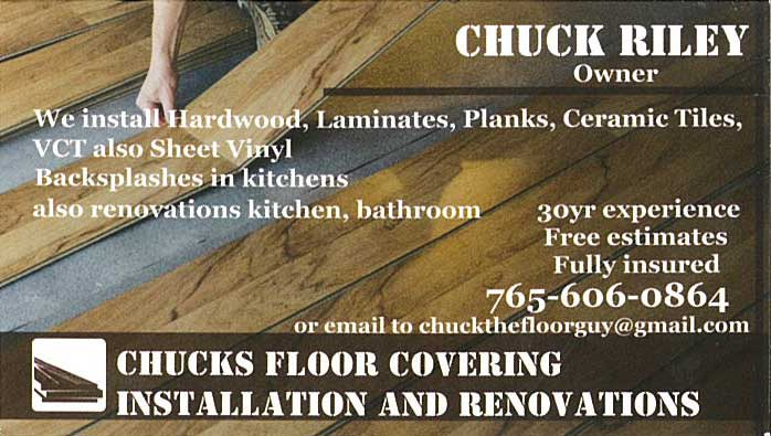 Professional Flooring Installation in Daleville, IN, 47334